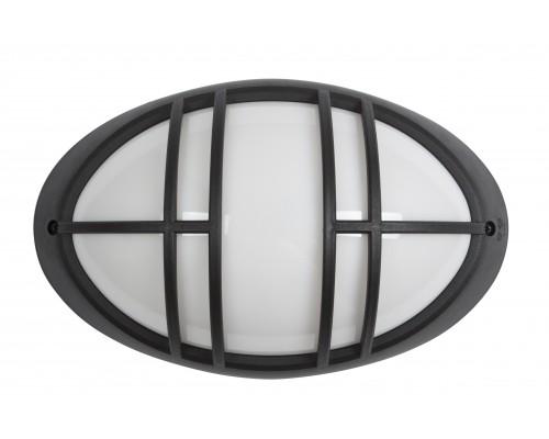 Настенно-потолочный светильник ELIPTIC-2 Black