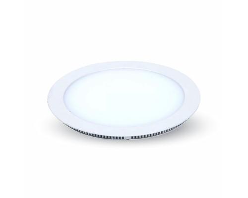 LED даунлайт вбудований 22W  круглий з драйвером