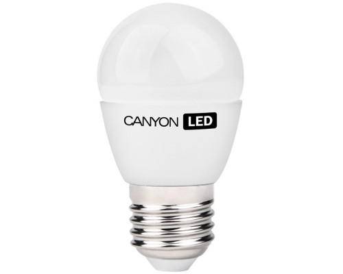 Лампа Canyon LED P45 6Вт 150° мат. 2700К E27