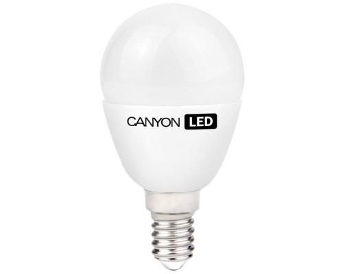 Лампа Canyon LED P45 3,3Вт 150° мат. 2700К E14
