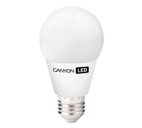 Лампа Canyon LED A60 6Вт 300° мат. 2700К E27