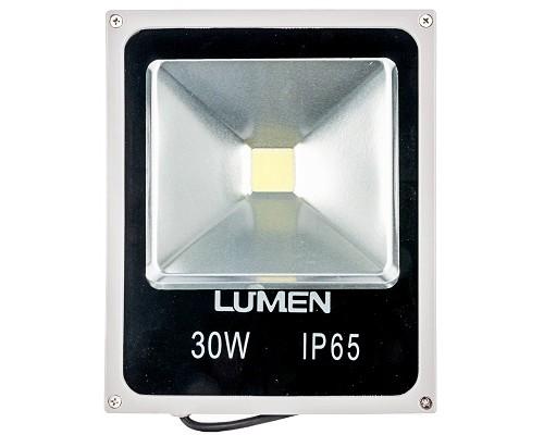 Прожектор светодиодный LUMEN LED 30W SLIM