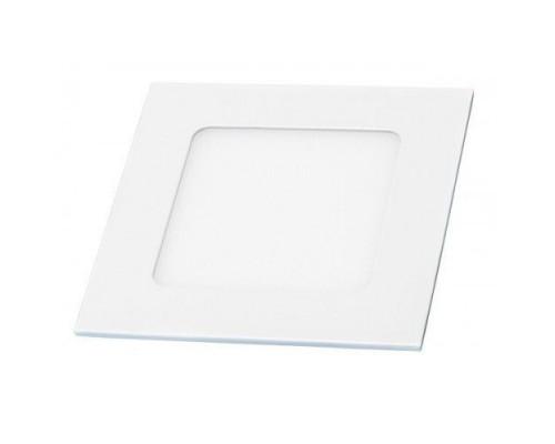 Светильник светодиодный LUMEN LED SDL 4W 4100К квадратный встраиваемый