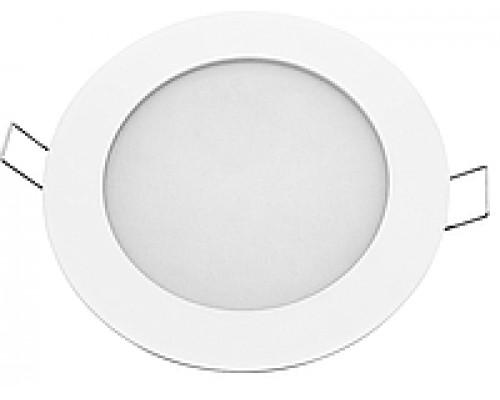 Светильник светодиодный LUMEN LED SDL 6W 4100К круглый встраиваемый