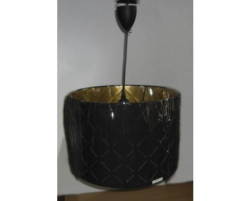 Подвесной светильник CS-PD001GC черный