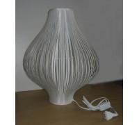 Настольная лампа CS-D043 белая