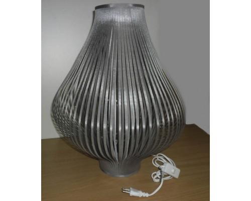 Настольная лампа CS-D043 серая