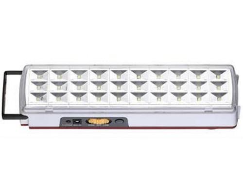 Світильник аварійний EML LED 6w 230S (4V1.2AH)