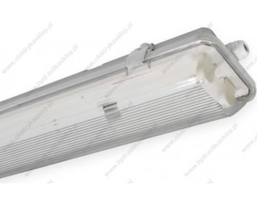 C06-OHL236PC   Светильник люминесцентный пылевлагозащищённый 2х36 Вт, IP 65 /6