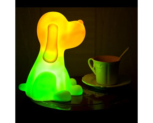 Cветильник-ночник настольный CZ-1D Пес Пончик
