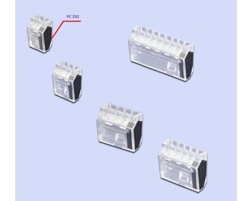 Зажимы соеденительные  PC-252 (10 шт)
