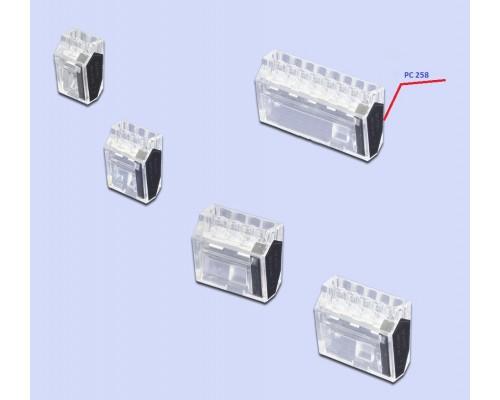 Зажимы соединительные  PC 258 (10 шт)